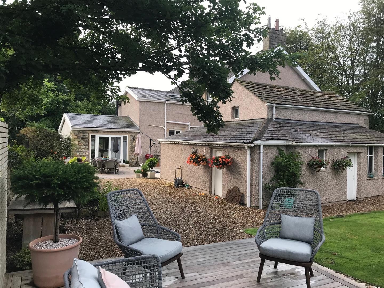 5 Bedroom Detached House For Sale - Rear Garden